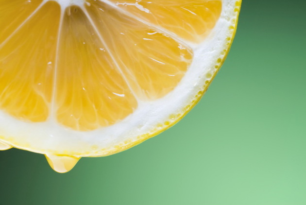 Lemon Juice To Reduce Redness From Acne