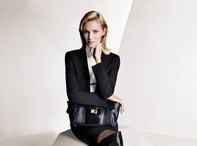 Hugo Boss Fall 2013 Campaign Look 1