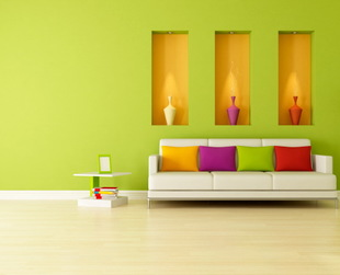 Want to make sure your home stays on trend? Check out the interior color trends 2013 and discover the best colors to use in your home to keep it truly trendy.