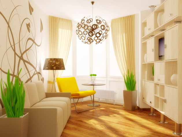 Beige Interior Color
