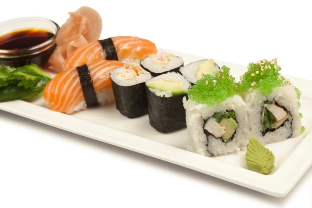 Healthy Sushi Options
