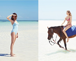 Destination? Summer! Get ready to hit the beach in style with J.Crew's hottest offerings! Have a peek!