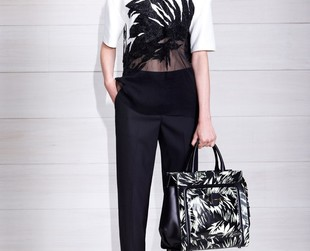 Elegant, playful and modern, the new collection from Jason Wu for the resort 2014 season is filled with eye-candy. Have a look!