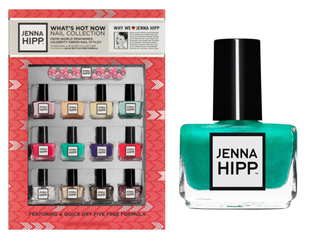 Jenna Hipp Launches Nail Polish Line