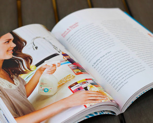 Jessica Alba released her first book 'The Honest Life' featuring tips and tricks for a healthy and happy living.