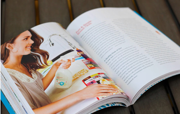 Jessica Alba's Book 'The Honest Life' (2)