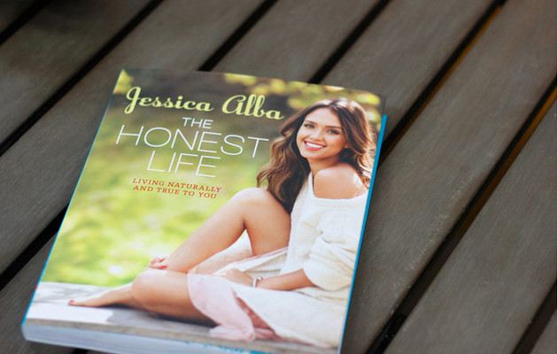 Jessica Alba Shares Tips for a Healthy and Happy Living in Her Book 'The Honest Life'