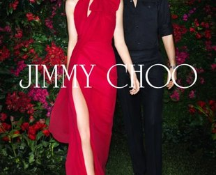 Elegance dominate the pre-fall 2013 offerings from Jimmy Choo. Have a look at the new campaign.