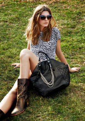 Jimmy Choo Blare Bag Pre Fall 2013