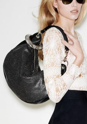 Jimmy Choo Solar L Bag Pre Fall 2013