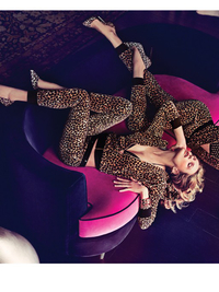 Juicy Couture Fall 2013 Campaign