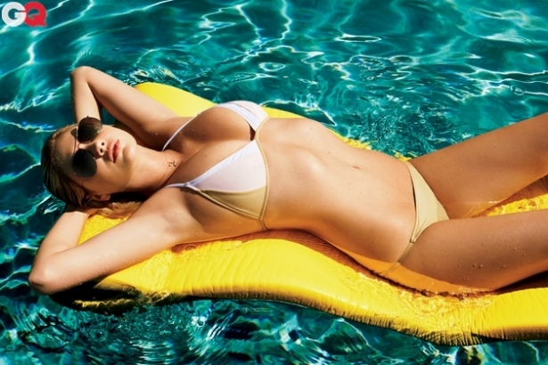 Kate Upton For Gq July 2012