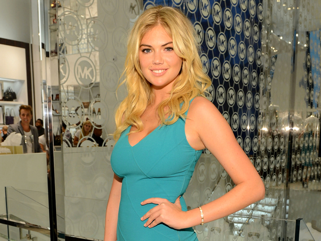 Kate Upton's Diet and Exercise Routine