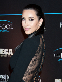 Kim Kardashian's Baby Name Revealed