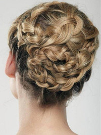Modern French Braid