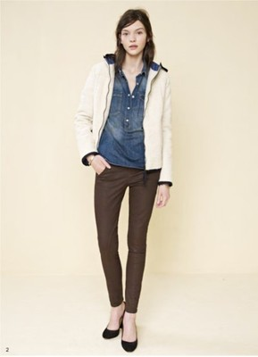 Madewell Fall 2013 Lookbook  (2)