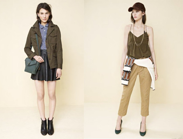 Madewell Fall 2013 Lookbook