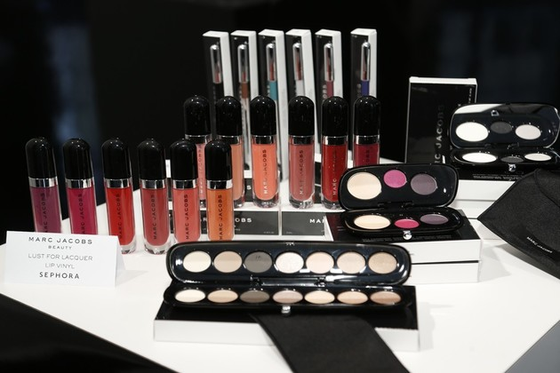 Marc Jacobs Beauty Line Photos