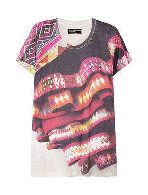 Mario Testino X Net A Porter Collection Tee