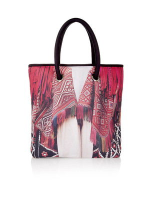 Mario Testino X Net A Porter Collection Tote
