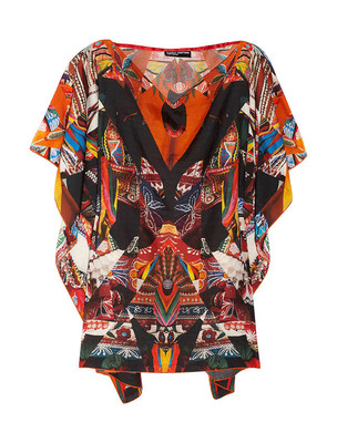 Mario Testino X Net A Porter Collection Tunic