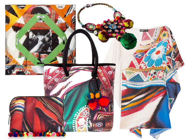 Mario Testino Creates Capsule Collection for Net A Porter