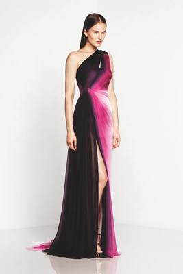 Monique Lhuillier Resort 2014 Look 9