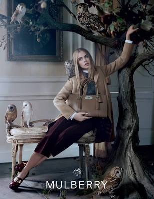 Mulberry's Fall 2013 Ads