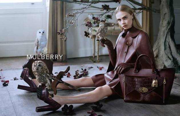 Mulberry Fall 2013 Campaign