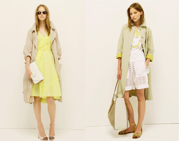 Nina Ricci Resort 2014 Collection