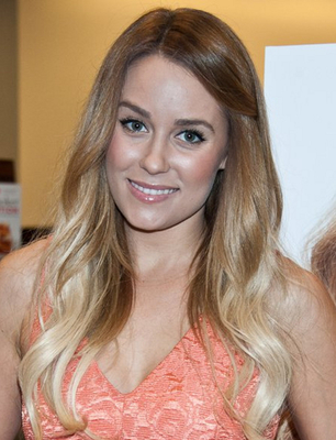 Lauren Conrad Ombre Hair Color
