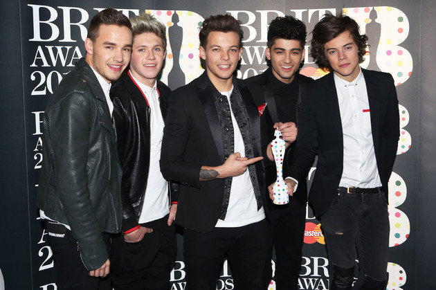 One Direction Launches 'Our Moment' Fragrance
