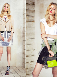 Rebecca Minkoff Resort 2014 Collection