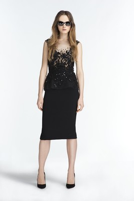 Reem Acra Resort 2014 Look 4
