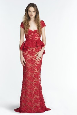 Reem Acra Resort 2014 Look  8