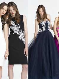Reem Acra Resort 2014 Collection
