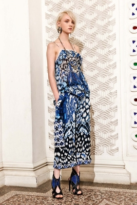 Roberto Cavalli Resort 2014 Look (9)
