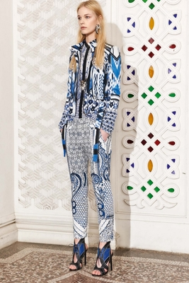 Roberto Cavalli Resort 2014 Look  (10)