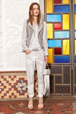 Roberto Cavalli Resort 2014 Look  (3)