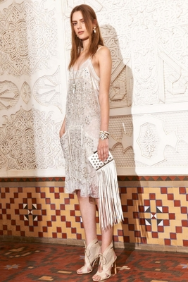 Roberto Cavalli Resort 2014 Look  (4)