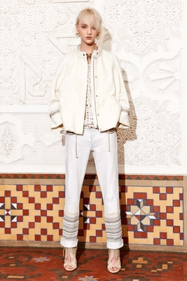 Roberto Cavalli Resort 2014 Look  (5)