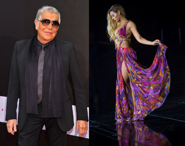 Roberto Cavalli Removes Beyonce's Curves Causing Controversy