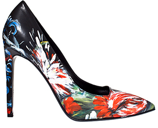Have a look at the amazingly fab shoes from Roberto Cavalli's fall/winter 2013/2014 collection.