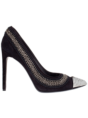 Roberto Cavalli Chain Detail Pumps