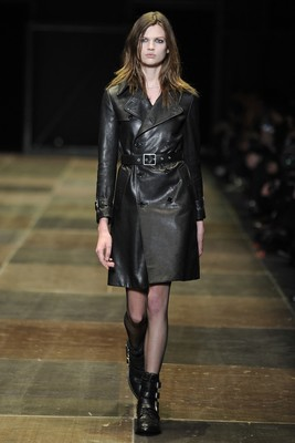 Saint Laurent Fall 2013 Collection Look 11