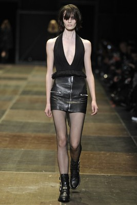 Saint Laurent Fall 2013 Collection Look 3