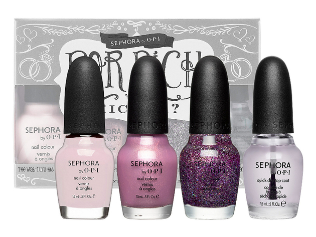 Sephora by OPI Bridal Nail Kits 2013