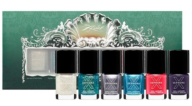 Sephora Disney Ariel Collection 2013 (5)