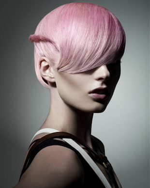 Short Layered Haircuts For Heart Shaped Faces 2013