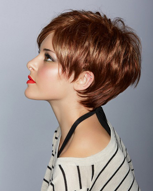 Short Layered Haircuts For Long Face Shapes